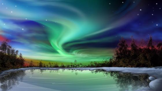 the-northern-lights-wallpaper-111